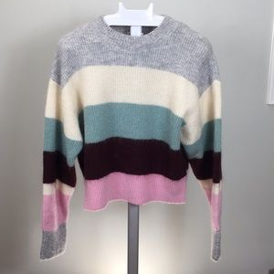 H&M Oversize Cropped Sweater